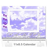 2017 Family quotes calendar - Wall Calendar 11  x 8.5  (12-Months)