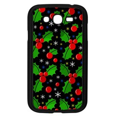 Xmas Magical Pattern Samsung Galaxy Grand Duos I9082 Case (black) by Valentinaart