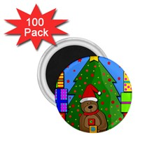 Xmas Gifts 1 75  Magnets (100 Pack)  by Valentinaart