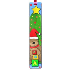 Xmas Gifts Large Book Marks by Valentinaart
