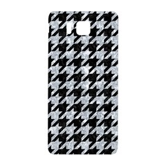 Houndstooth1 Black Marble & Gray Marble Samsung Galaxy Alpha Hardshell Back Case by trendistuff