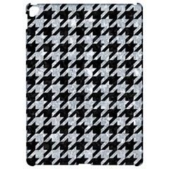 Houndstooth1 Black Marble & Gray Marble Apple Ipad Pro 12 9   Hardshell Case by trendistuff