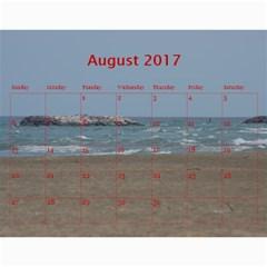 Jacki 2016 By Cheryl    Wall Calendar 11  X 8 5  (12 Months)   L412z2364iaq   Www Artscow Com Aug 2017