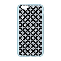 CIR3 BK-GY MARBLE (R) Apple Seamless iPhone 6/6S Case (Color) by trendistuff
