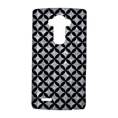 Circles3 Black Marble & Gray Marble (r) Lg G4 Hardshell Case by trendistuff