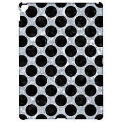 Circles2 Black Marble & Gray Marble (r) Apple Ipad Pro 12 9   Hardshell Case by trendistuff