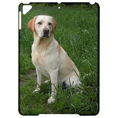 Yellow Labrador Full Apple iPad Pro 9.7   Hardshell Case by TailWags