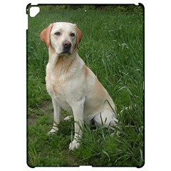 Yellow Labrador Full Apple iPad Pro 12.9   Hardshell Case by TailWags