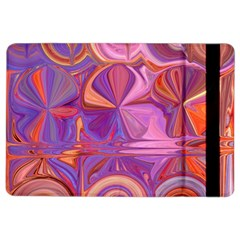 Candy Abstract Pink, Purple, Orange Ipad Air 2 Flip by theunrulyartist