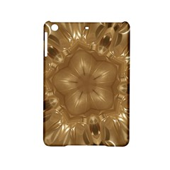 Elegant Gold Brown Kaleidoscope Star Ipad Mini 2 Hardshell Cases by yoursparklingshop