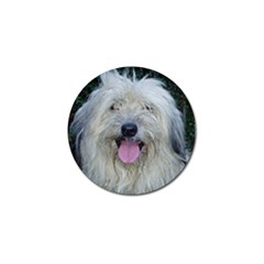 Pyrenean Shepherd Golf Ball Marker by TailWags