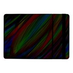 Dark Background Pattern Samsung Galaxy Tab Pro 10.1  Flip Case by Zeze