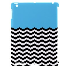 Color Block Jpeg Apple Ipad 3/4 Hardshell Case (compatible With Smart Cover) by AnjaniArt