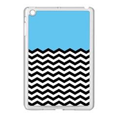 Color Block Jpeg Apple Ipad Mini Case (white) by AnjaniArt