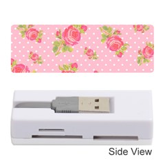 Rose Pink Memory Card Reader (Stick)  by AnjaniArt