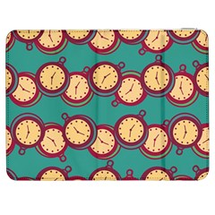 Timing Smart Time Samsung Galaxy Tab 7  P1000 Flip Case by AnjaniArt