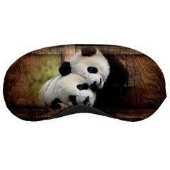 Panda Love Sleeping Mask by TheWowFactor