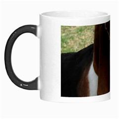 Basset Hound Sitting  Morph Mugs