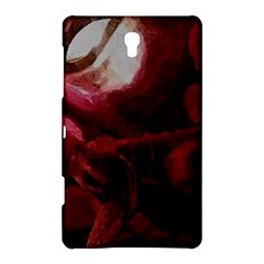 Dark Red Candlelight Candles Samsung Galaxy Tab S (8 4 ) Hardshell Case  by yoursparklingshop