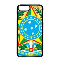 Coat of Arms of Brazil, 1968-1971 Apple iPhone 7 Plus Seamless Case (Black) by abbeyz71