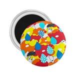 Bear Umbrella 2.25  Magnets