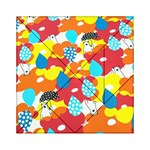 Bear Umbrella Acrylic Tangram Puzzle (6  x 6 )