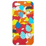Bear Umbrella Apple iPhone 5 Hardshell Case
