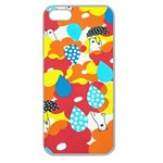 Bear Umbrella Apple Seamless iPhone 5 Case (Clear)
