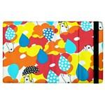Bear Umbrella Apple iPad 2 Flip Case