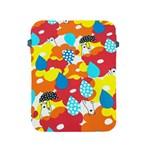 Bear Umbrella Apple iPad 2/3/4 Protective Soft Cases