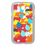 Bear Umbrella Samsung Galaxy Grand DUOS I9082 Case (White)