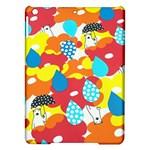 Bear Umbrella iPad Air Hardshell Cases