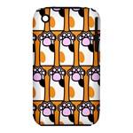 Cute Cat Hand Orange iPhone 3S/3GS