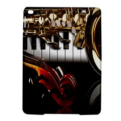 Classical Music Instruments Ipad Air 2 Hardshell Cases by AnjaniArt