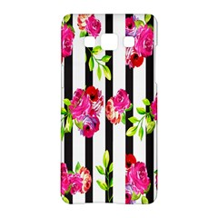 Flower Rose Samsung Galaxy A5 Hardshell Case  by AnjaniArt