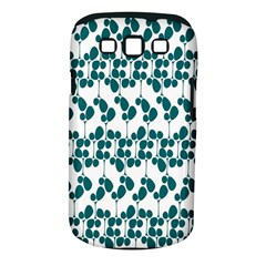 Flower Tree Blue Samsung Galaxy S Iii Classic Hardshell Case (pc+silicone) by AnjaniArt