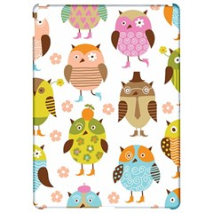 Highres Owls Apple Ipad Pro 12 9   Hardshell Case by AnjaniArt