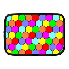 Hexagonal Tiling Netbook Case (medium)  by AnjaniArt