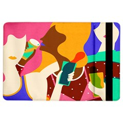 Girl Colorful Copy Ipad Air 2 Flip by AnjaniArt