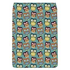 Owl Eye Blue Bird Copy Flap Covers (S)