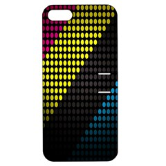Techno Music Apple Iphone 5 Hardshell Case With Stand by AnjaniArt