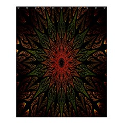 Sun Shower Curtain 60  X 72  (medium)  by AnjaniArt