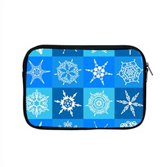 Background Blue Decoration Apple MacBook Pro 15  Zipper Case