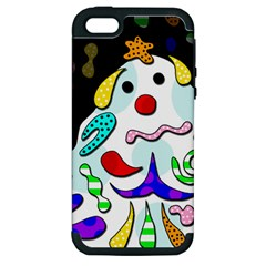 Candy Man` Apple Iphone 5 Hardshell Case (pc+silicone) by Valentinaart