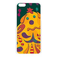 Candy man 2 Apple Seamless iPhone 6 Plus/6S Plus Case (Transparent) by Valentinaart