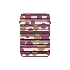 Simple Decorative Pattern Apple Ipad Mini Protective Soft Cases by Valentinaart