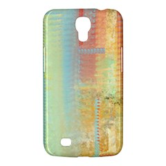 Unique Abstract In Green, Blue, Orange, Gold Samsung Galaxy Mega 6 3  I9200 Hardshell Case by theunrulyartist