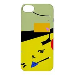 Party in the desert  Apple iPhone 5S/ SE Hardshell Case