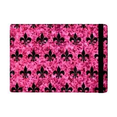 Royal1 Black Marble & Pink Marble Apple Ipad Mini 2 Flip Case by trendistuff