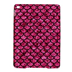 Scales1 Black Marble & Pink Marble (r) Apple Ipad Air 2 Hardshell Case by trendistuff